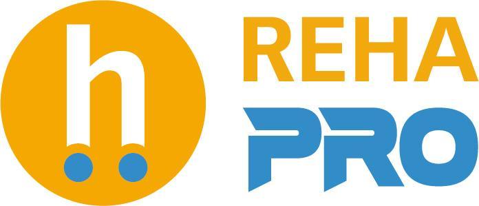 Logo RehaPro - Rehagirona