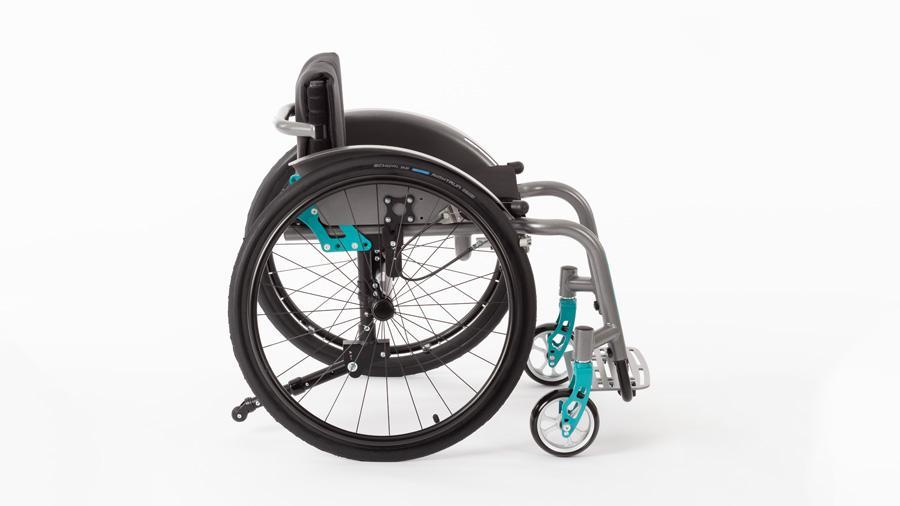 Supra 2.0, la nova cadira de rodes activa pensada per satisfer les necessitats dels nens