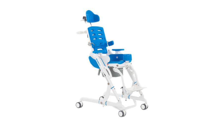 Sharky, la solución multifuncional en sillas para baño e inodoro