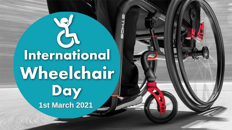 Celebrem l'impacte positiu que la cadira de rodes té en els seus usuaris, en el Dia Internacional de la cadira de rodes