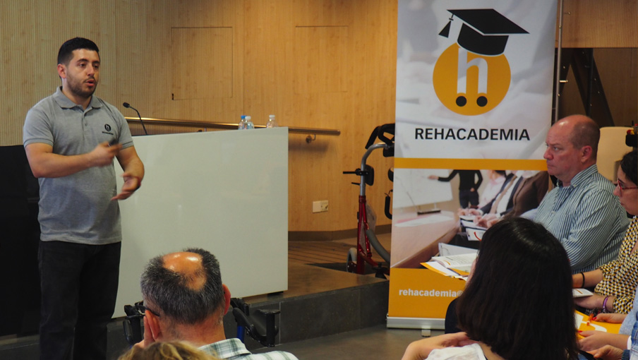 Creamos el departamento de formación y conocimiento, con Rubén Serrano al frente
