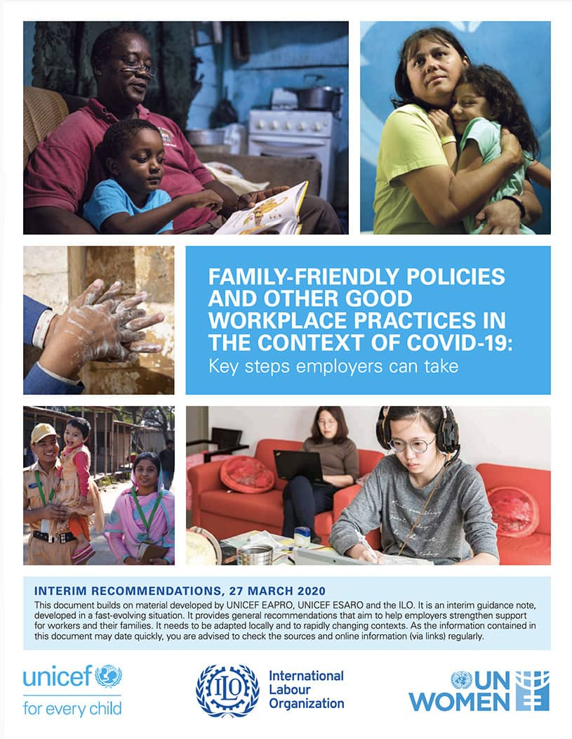 Major suport per a les Mares i els Pares en el context del COVID-19