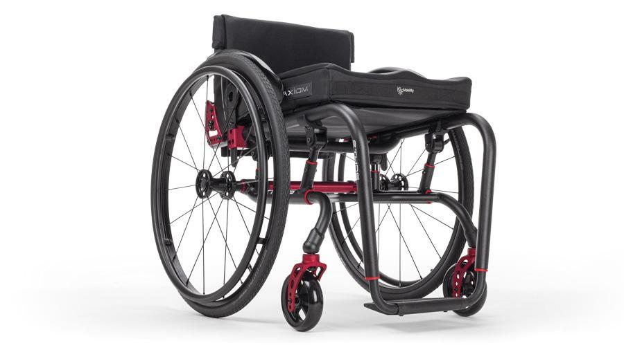 Características y beneficios más destacados de la silla de ruedas Ethos