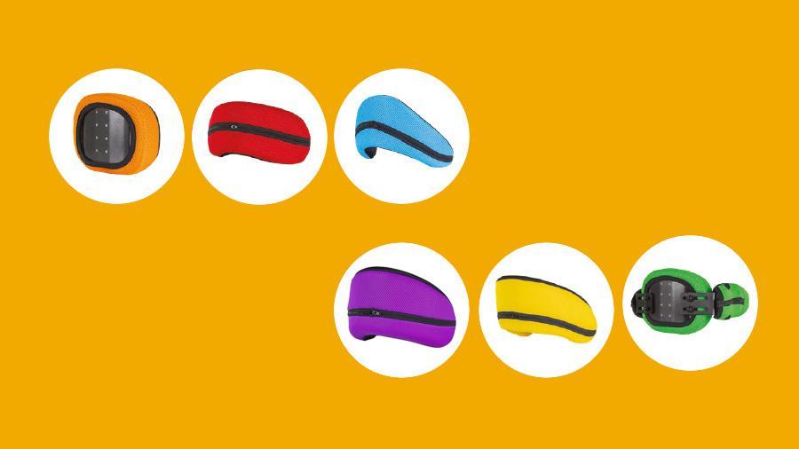 Actualitzada la gamma de coixins de reposacaps Spex