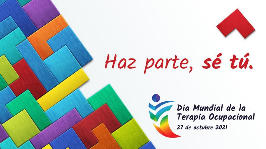 """""""Fes part, sigues tu!"""": lema del Dia Mundial de la Teràpia Ocupacional"""
